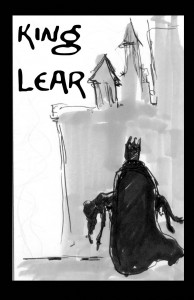 NO FEAR KING LEAR SHAKESPEARE