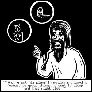 Pissy Jesus 8