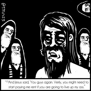 Pissy Jesus VI