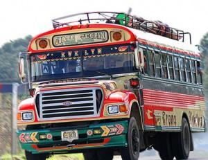 chicken bus 1