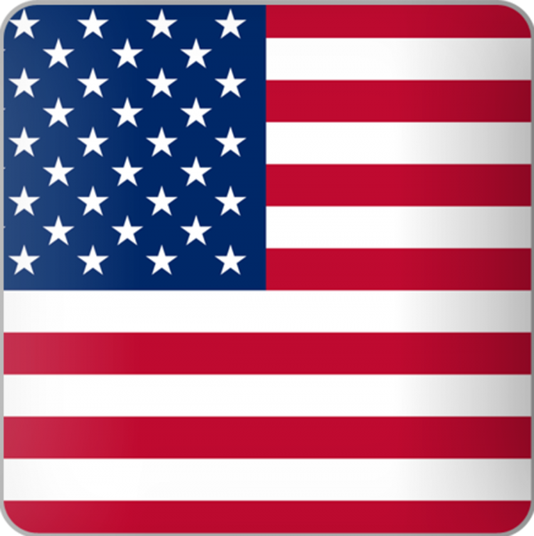 Square Flag of the United States