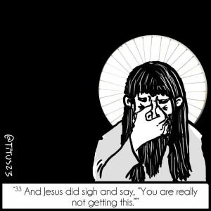 Pissy Jesus V Image