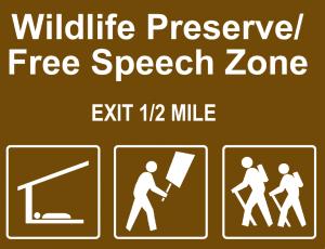 free-speech-wildlife